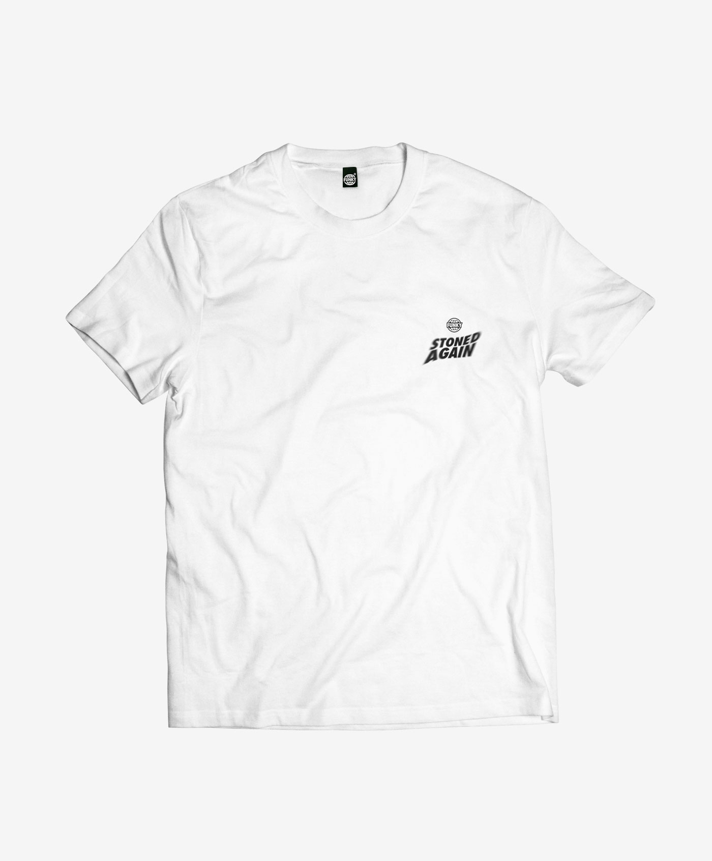 funky-stoned-tee-white-front