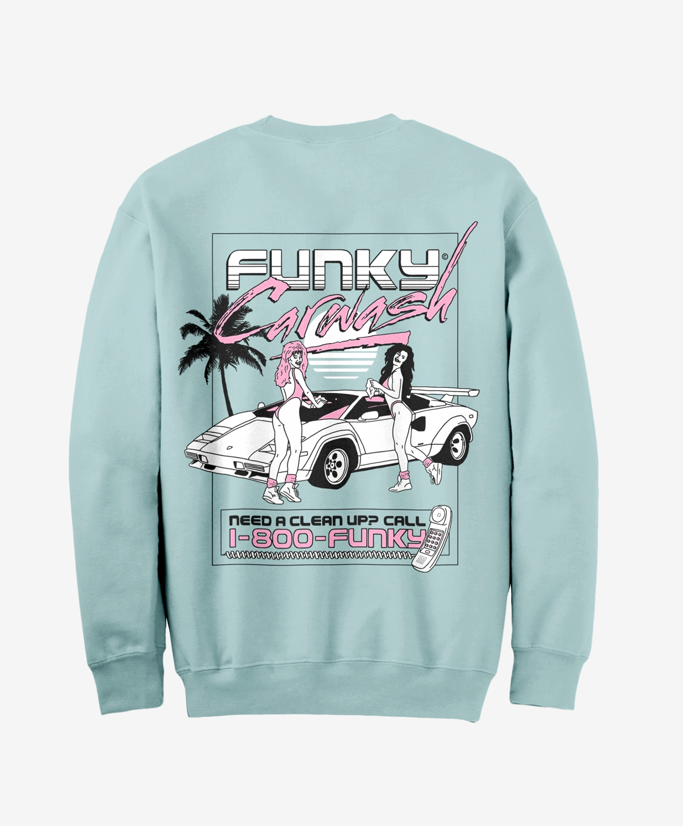 funky-carwash-crewneck-blu-back
