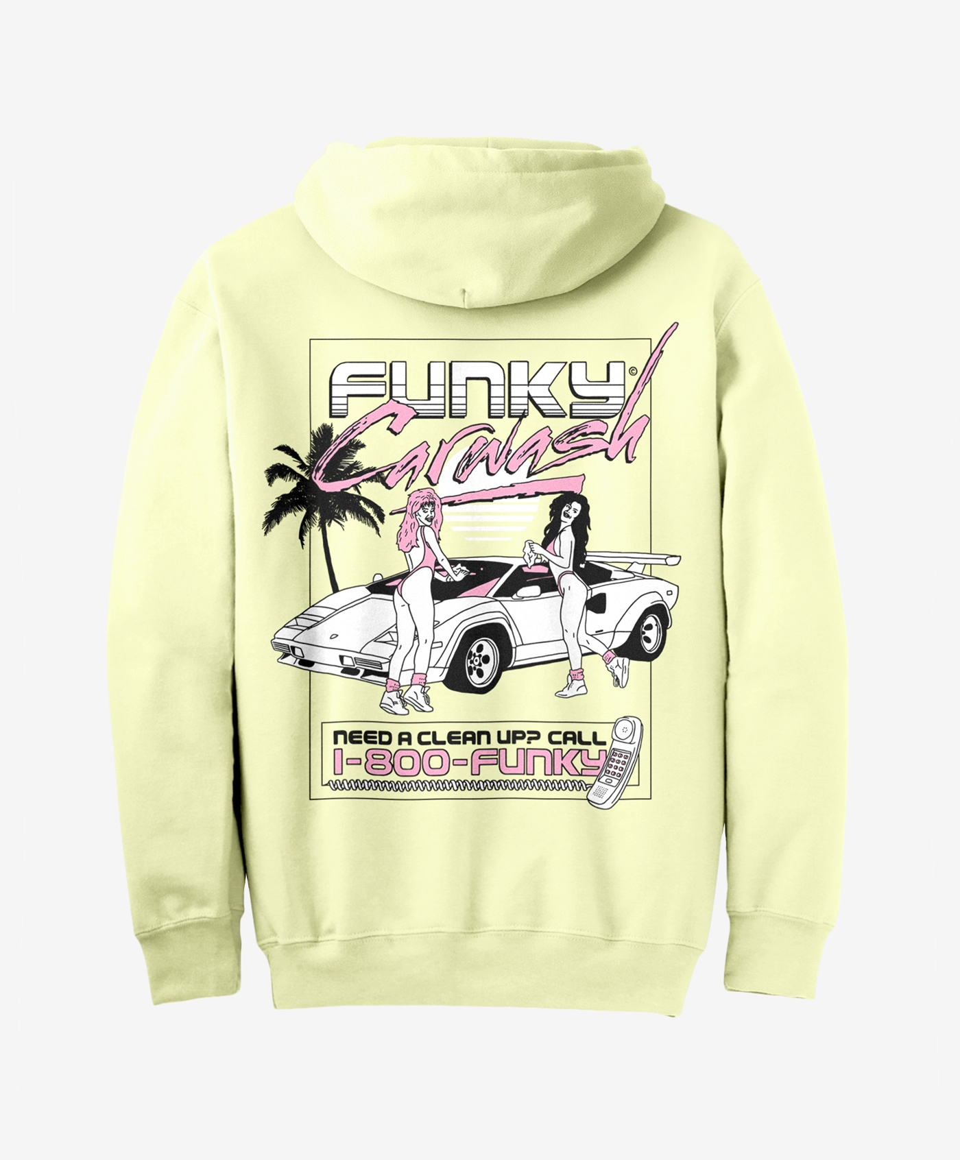 funky-carwash-hoodie-yellow-back