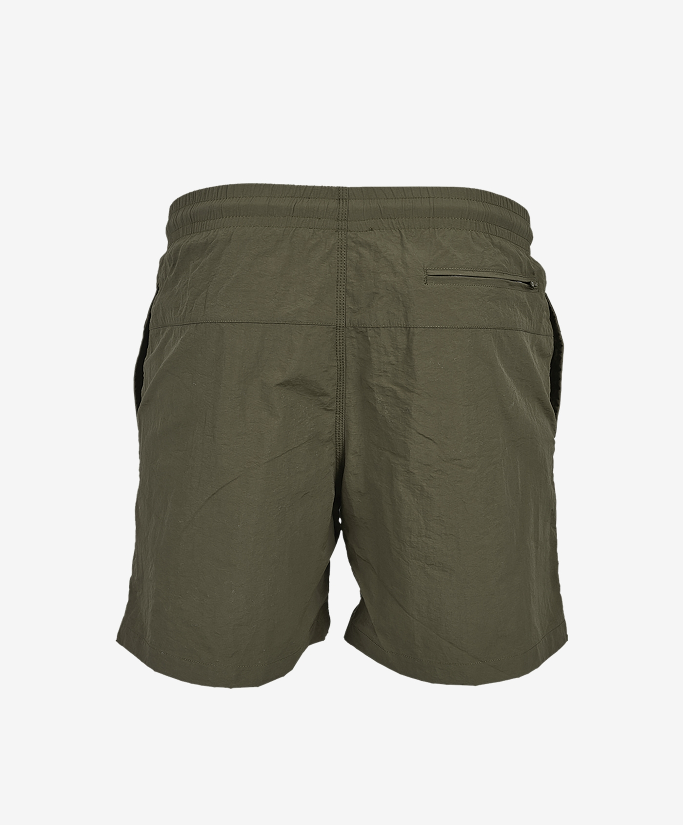 funky-logo-shorts-green-back