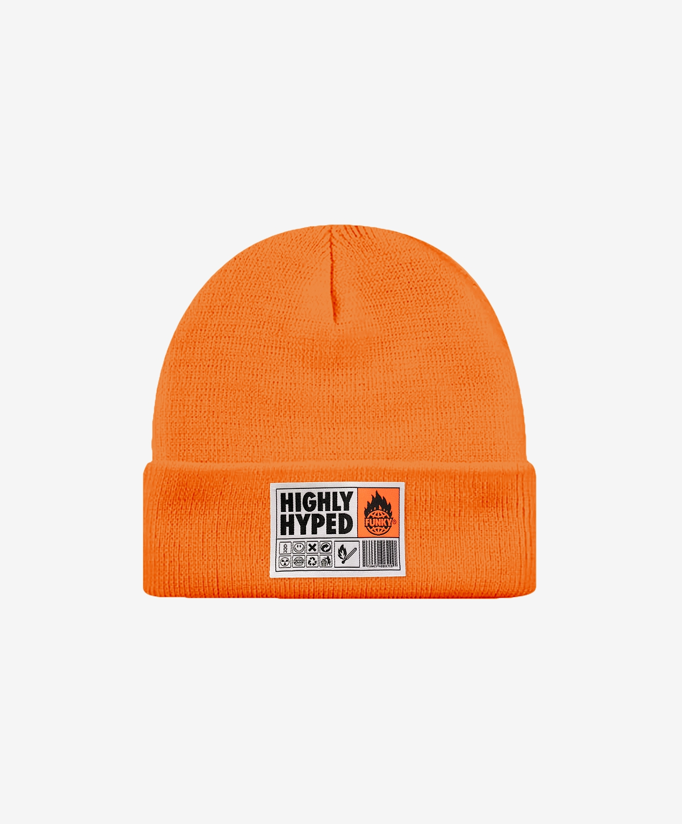 HYPE-BEANIE-ORANGE