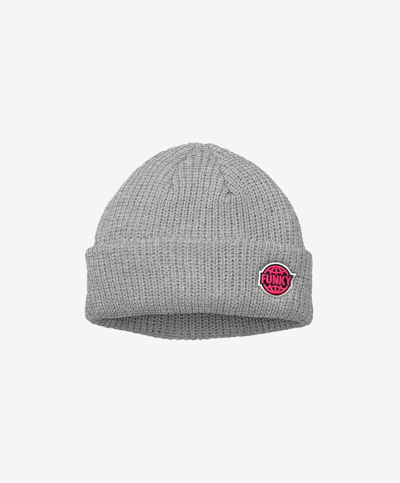 PATCH-BEANIE-GREY