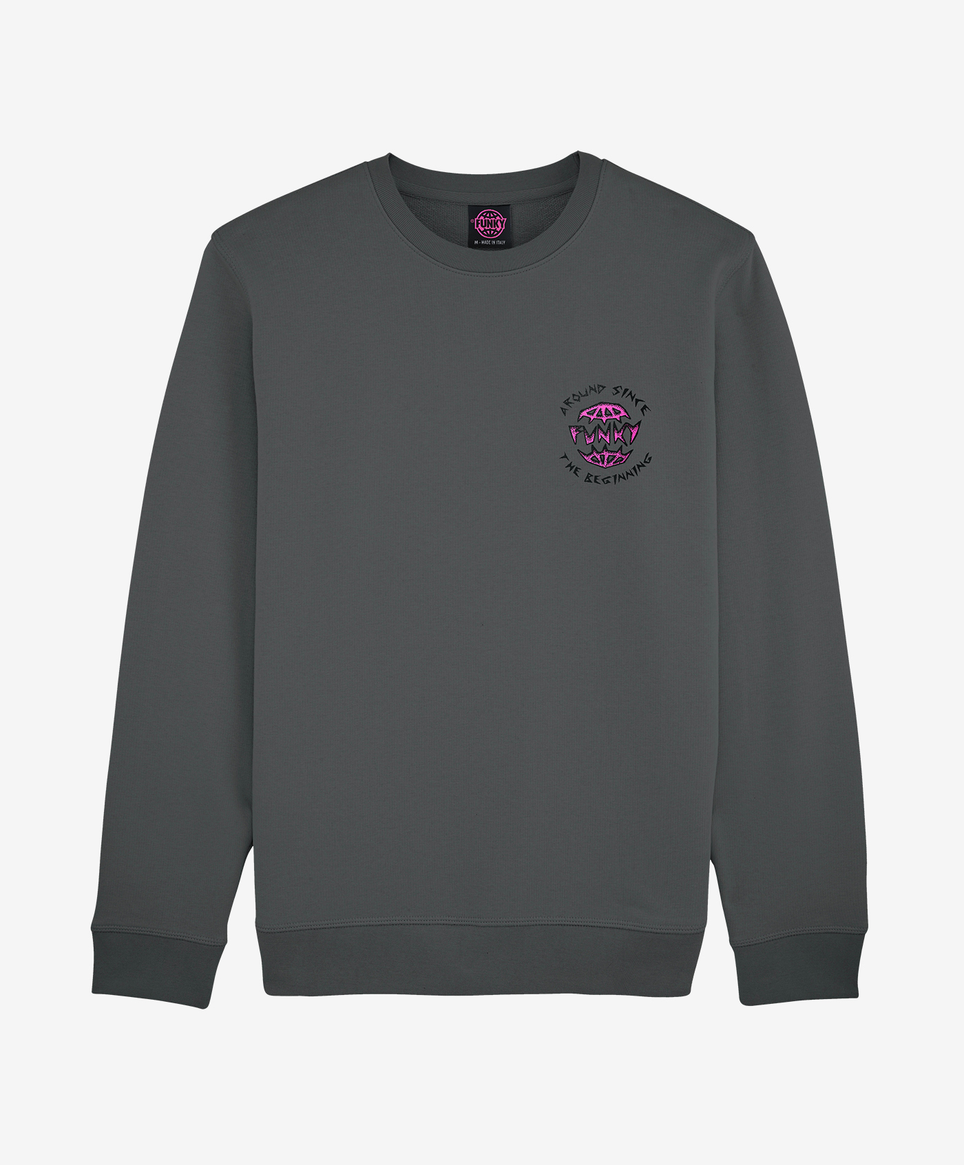 funky-rock-crewneck-anthracite-front