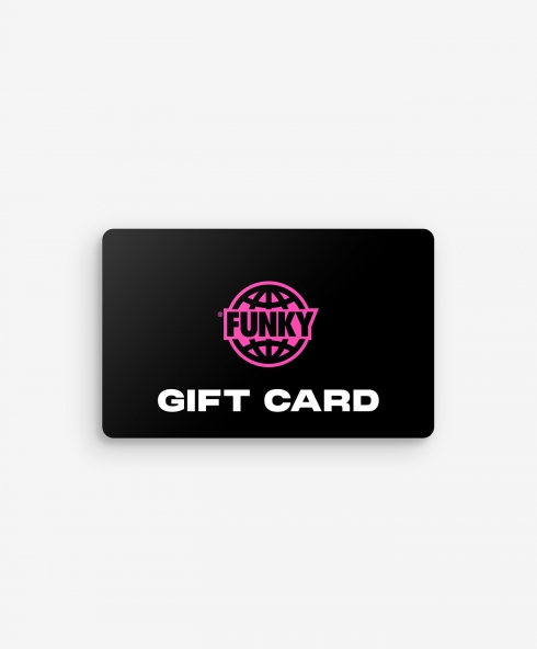 Gift Card by funky